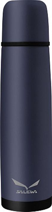 Фляга Salewa Thermo Lite, цвет: темно-синий, 1 л2335_3850Термос с нескользкой поверхностью, сохраняет идеальную температуру вашего напитка в любых условиях. Изготовлен из нержавеющей стали. Термос Thermo Light сохраняет идеальную температуру вашего напитка в любых условиях.- прорезиненное дно- нескользкая поверхностьОбъем: 1,0 л.