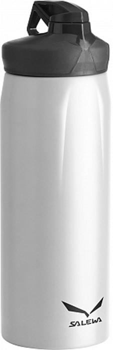 Фляга Salewa Hiker Bottle, цвет: серый, 0,75 лBTA712 sky blueУниверсальная прочная фляга с эргономическим дизайном и хорошими функциональнымиособенностями: одинарными стенками изнержавеющей стали 18/8, широким горлом для легкого мытья, отверстием для питья,которое закрывается крышкой - байонетом. - одинарные стенки - широкое горло - отверстие для питья закрывается крышкой - байонет Объем: 0,75 л Вес: 190 г.
