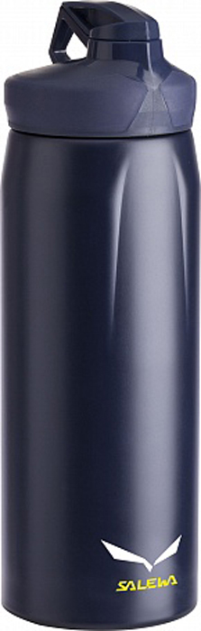 цена на Фляга Salewa Hiker Bottle, цвет: темно-синий, 0,75 л