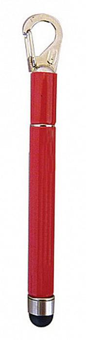 Брелок True Utility StylusPen, цвет: красныйTU257REDЭлегантный брелок в виде ручки с черной окантовкой. Такой аксессуар всегда придется кстати,если вы всегда хотите, чтобы у вас под рукой был надежный пишущий инструмент.