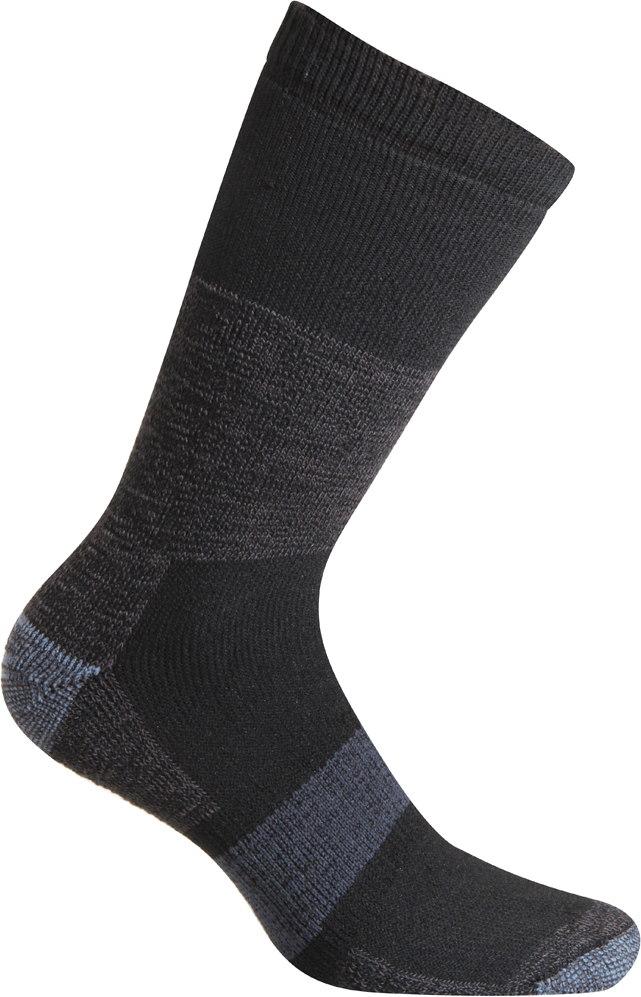 Термоноски Accapi Trekking Light, цвет: темно-серый. 805_999. Размер 34/36805_999Горнолыжные носки с усиленной поддержкой икроножной мышцы отлично подходят для спортивного катания. Мягкая резинка по верху носка не сжимает ногу и не дает ощущения сдавливания даже при длительном использовании.Бесшовная конструкция исключает натирание во время занятий спортом.