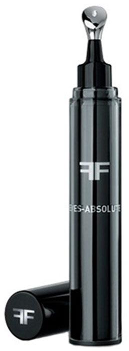 Filorga Eyes Absolute Комплексный уход за кожей контура глаз, 15 мл1V1410Корректирует морщины - восстанавливает упругость верхнего века - уменьшает круги и мешки под глазами - укрепляет ресницы - придает сияние коже. Совершенное антивозрастное средство Морщины+Лифтинг: комплекс активных компоненто (восстанавливающее действие + ботулиноподобное действие) воздействует на все виды морщин контура глаз. Растительный комплекс подтягивает верхнее веко, делая взгляд более открытым.Против усталой кожи Темные круги +отечность: комплекс активных веществ, обладающих дренажным действие и насыщенных пептидами + металпопротеинами, стимулируюет микроциркуляцию, уменьшая темные круги и снимая отечность.Для великолепного взгляда Сияние+Ресницы: богатый микроэлементами экстракт белого жемчуга в сочетании с мягкими светоотражающими частицами мгновенно возвращает сияние коже вокруг глаз. Дуо-комплекс (пептиды+изофлавоны) укрепляет ресницы, делая их более густыми.Криоапликатор, состоящий из нескольких металлов и полимер, входящий в состав формулы, производят охлаждающий эффект, способствуя более глубокому проникновению активных веществ.