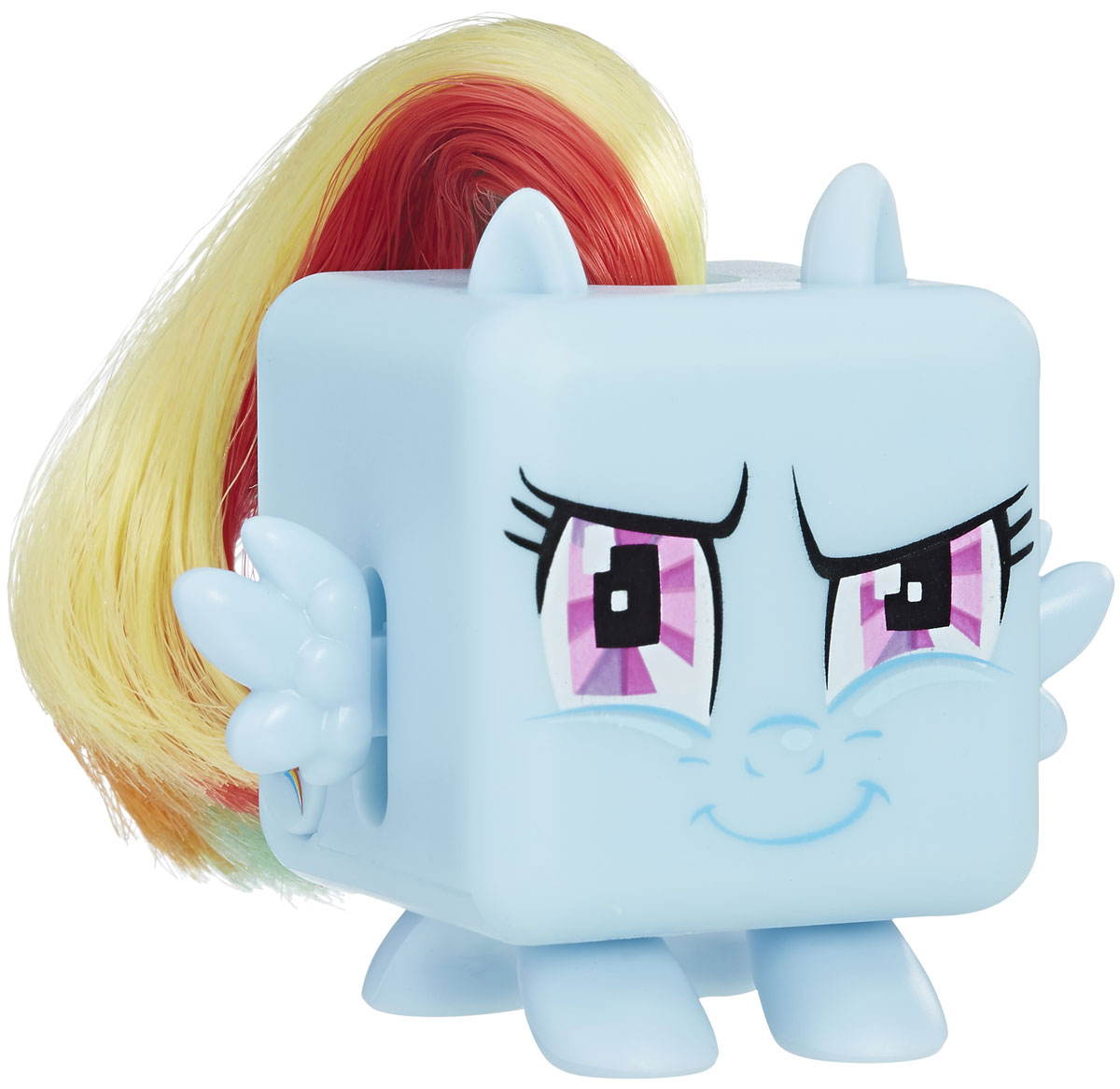 Fidget Its Антистрессовая игрушка Кубик My Little Pony C4558_C4575 мульти пульти мягкая игрушка принцесса луна 18 см со звуком my little pony мульти пульти