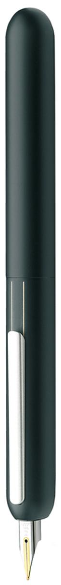 Lamy Ручка перьевая Dialog3 цвет корпуса черный толщина EF4000544Перьевая ручка, созданная в коллаборации со знаменитым швейцарским дизайнером Франко Кливио. В этой модели функциональность сочетается с технической инновативностью: перьевая ручка без колпачка, с пером, выдвигающимся с помощью поворотного механизма.Металлическая заслонка защищает перо от пыли и пересыхания. Запатентованный клип поднимается, когда перо убрано, и прижимается к корпусу во время письма.Покрытие корпуса - матовый черный лак. Клип с покрытием из палладия. Золотое, частично платинированное перо 14 Карат. Перьевая ручка используется с чернильными картриджами LAMY T10 или с конвертером LAMY Z27 для заправки чернилами из флакона LAMY T51 или LAMY T52.Комплектация: подарочный футляр, гарантийная карточка, буклет, конвертер LAMY Z27, чернильный картридж синего цвета LAMY T10, приспособление для промывки секции хвата (см. видео-инструкцию об уходе за ручкой LAMY dialog 3.Дизайн: Франко Кливио История бренда Lamy насчитывает более 80-ти лет, а его философия заключается в слогане Дизайн. Сделано в Германии. Компания получила более 100 самых престижных дизайнерских наград. Все пишущие инструменты Lamy производятся на фабрике в Гейдельберге (Германия).