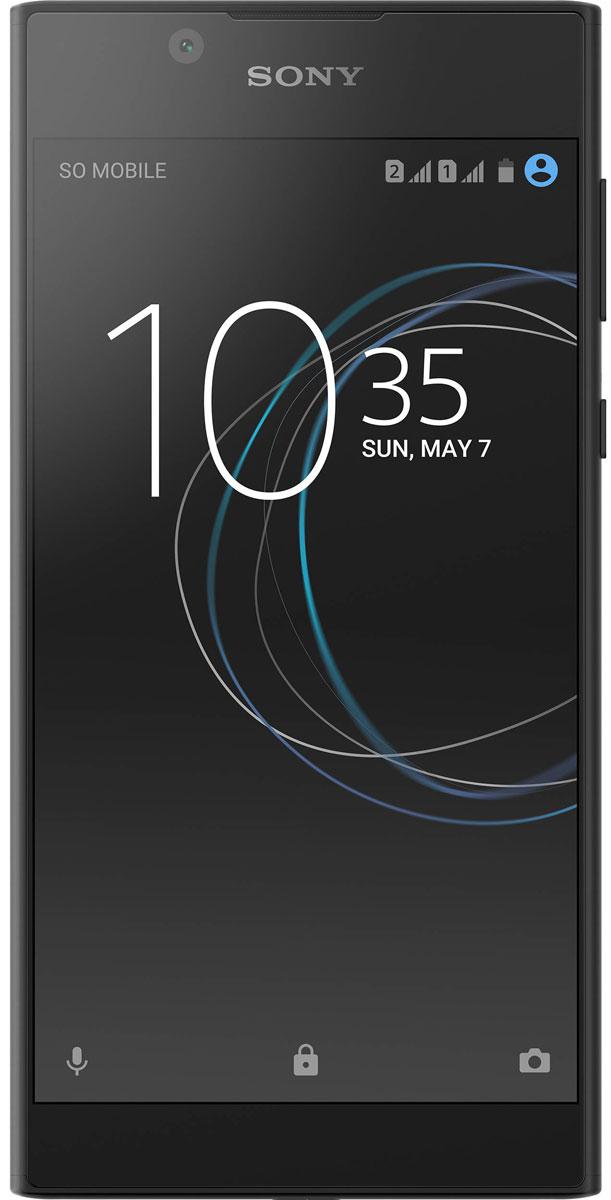 Sony Xperia L1, Black1308-0785Sony Xperia L1 - удобный смартфон с великолепным 5,5-дюймовым дисплеем, который работает так же хорошо, как и выглядит.Впечатляющий дисплей Рассмотрите каждую деталь на высококачественном 5,5-дюймовом дисплее Xperia L1 с очень тонкой рамкой и оцените, как плавно его грани перетекают друг в друга.Идеально лежит в рукеXperia L1 не только стильно выглядит, но и удобно лежит в руке благодаря своим закругленным эргономичным граням.Отличная производительностьЧетырехъядерный процессор и ОЗУ 2 ГБ обеспечивают высокую производительность и скорость работы. Больше никаких заминок и хлопот. Только приятные впечатления.Много места для всех ваших файловВ смартфон можно вставить карту памяти microSD емкостью до 256 ГБ (продается отдельно).Смартфон, который думает самSmart Cleaner обеспечивает оптимальную производительность смартфона. Эта функция анализирует, как вы пользуетесь своим устройством, отключает ненужные приложения и очищает кэш.Полная персонализацияXperia L1 изучает ваши привычки и адаптируется под то, как вы им пользуетесь.Как сделать жизнь проще: Действия XperiaУзнайте, как смартфон Xperia L1 адаптируется к окружающей обстановке и упрощает вашу повседневную жизнь.Сделано для вас: Советы Xperia Узнайте, как смартфон Xperia L1 подбирает для вас рекомендации на основе того, как вы им пользуетесь, и предлагает актуальные советы в нужный момент.Магия каждого дня на ваших снимкахУ вас всегда под рукой удобная камера 13 Мпикс, на которую можно снимать всё интересное, что с вами происходит. Делайте красочные, реалистичные фото ярких моментов.Время делать селфиПросто примите эффектную позу, а всё остальное сделает камера 5 Мпикс.Телефон сертифицирован EAC и имеет русифицированный интерфейс меню и Руководство пользователя.Телефон для ребёнка: советы экспертов. Статья OZON Гид