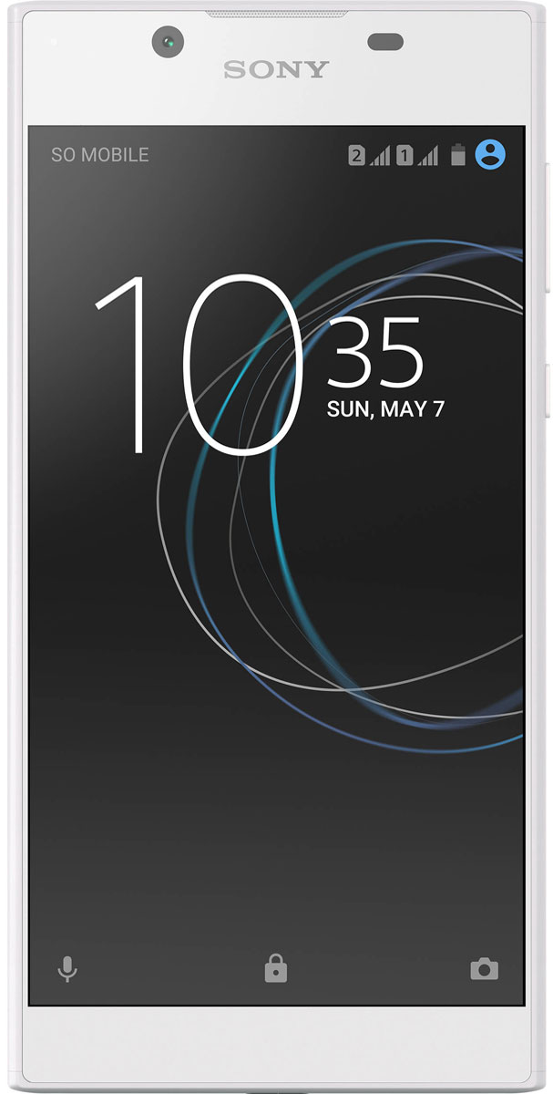 Sony Xperia L1, White an intranet based system for securities trading