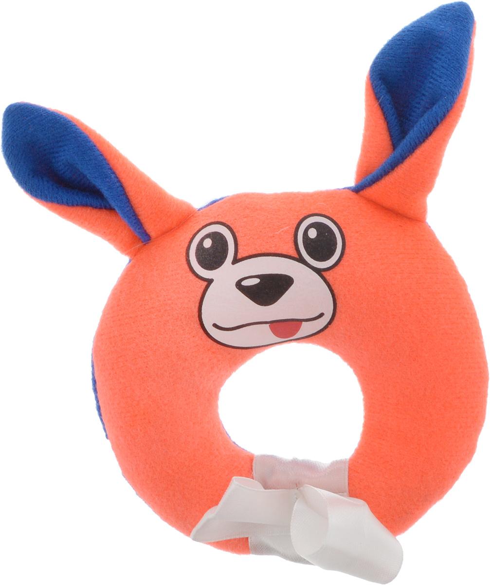 Пластмастер Развивающая игрушка Динго цвет синий оранжевый