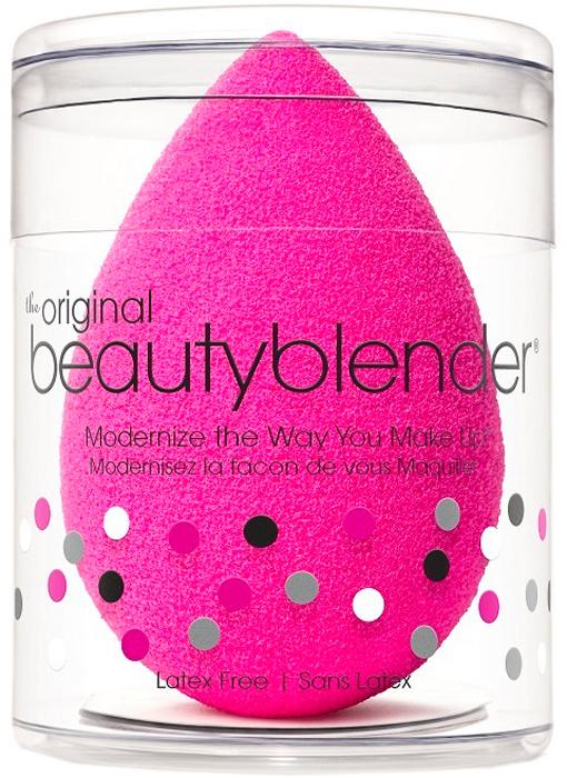 Beautyblender Спонж OriginalБП-00000760beautyblender original -первый спонж розового цвета в коллекции beautyblender, уже ставшийлегендарным. Революционная каплеобразная форма beautyblender original делает егоиспользование очень простым с возможностью добраться до труднодоступных участков (зонапод глазами, крылья носа) с удивительной легкостью. Cпонж beautyblender имеет структуруоткрытой ячейки, которая наполняется небольшим количеством воды, когда спонж смачивают.Благодаря этому косметическое средство остается на поверхности спонжа, а не поглощается им.Технология использования - увлажнить. сжать. нанести. Все спонжи beautyblender безлатексныеи не имеют запаха. beautyblender - американский бренд, созданный голливудским визажистом РеаЭнн Сильва, у которой за плечами более 20 лет работы в бьюти-индустрии. Поначалуbeautyblender был тайным ингредиентом съемочных площадок, но после неоднократных побед впрестижной бьюти-премии Allure Best of Beauty получил известность и признание во всем мире. Способ применения:Сожмите спонж, чтобы удалить воду. Для удобства можновоспользоваться полотенцем. Легкими вбивающими движениями наносите тональный крем илидругое косметическое средство. После использования спонжа очистите его с помощьюспециальных средств blendercleanser. Оставьте спонж высохнуть естественным путем в сухомпроветриваемом месте.Состав: безлатексная пена.