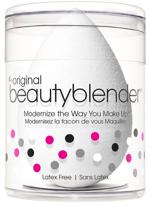 Beautyblender Спонж PureБП-00000663Профессиональный спонж Beautyblender Pure, его революционная форма, форма капли, открывает доступ в труднодоступные места (вокруг глаз, носа). Спонж Beautyblender Pure создан специально для нанесения косметических продуктов и средств макияжа, великолепно подходит для чувствительной кожи и применяется для нанесения основы под макияж, сывороток и увлажняющих средств, создавая профессиональный макияж. Замшевая текстура и изгибы спонжа повторяют контур Вашего лица. Безлатексный и не имеет запаха.