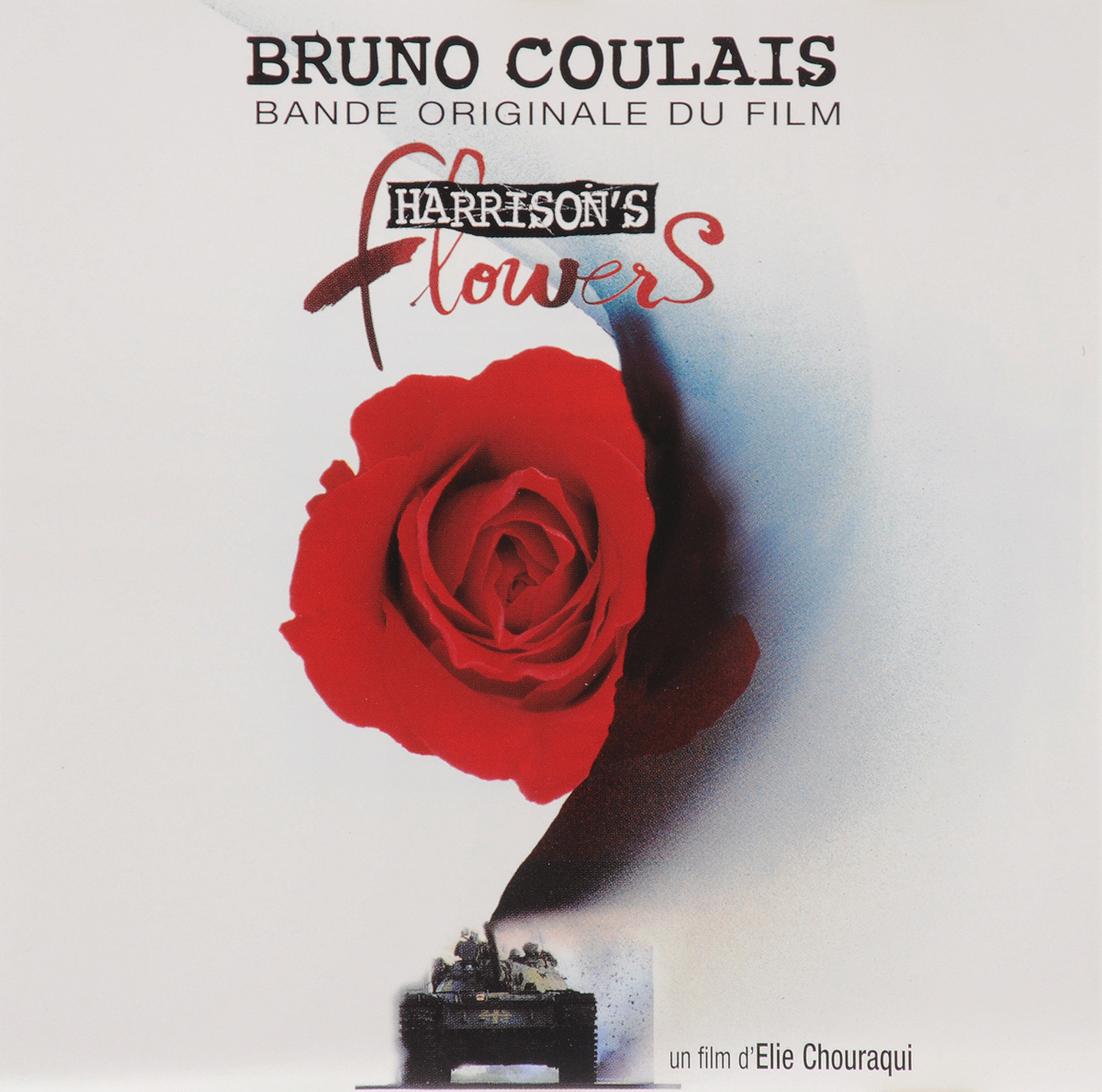Бруно Колас COULAIS, BRUNO. HARRISSON'S FLOWERS (OST)