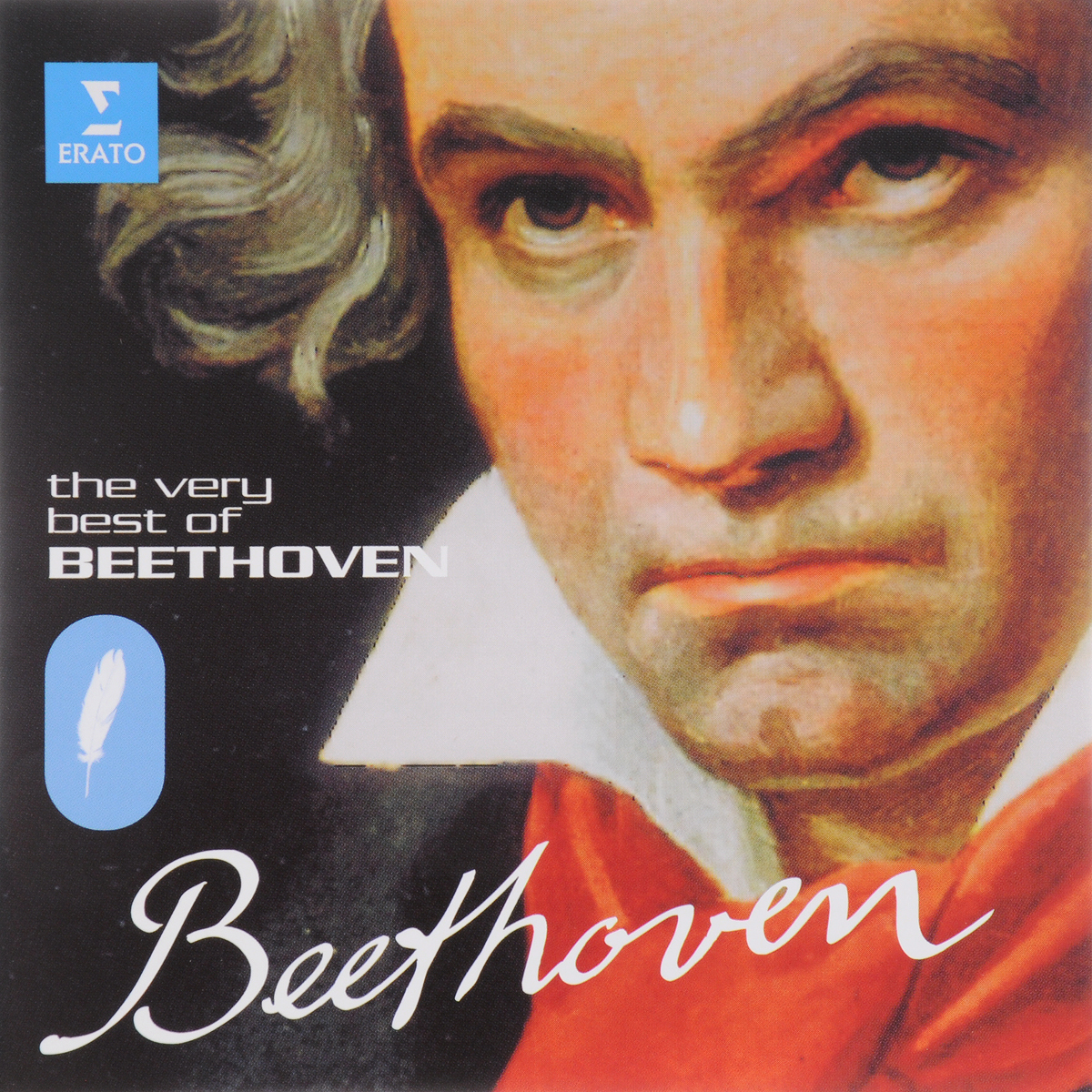 VARIOUS ARTISTS. THE VERY BEST OF BEETHOVEN cd сборник the very best of beethoven