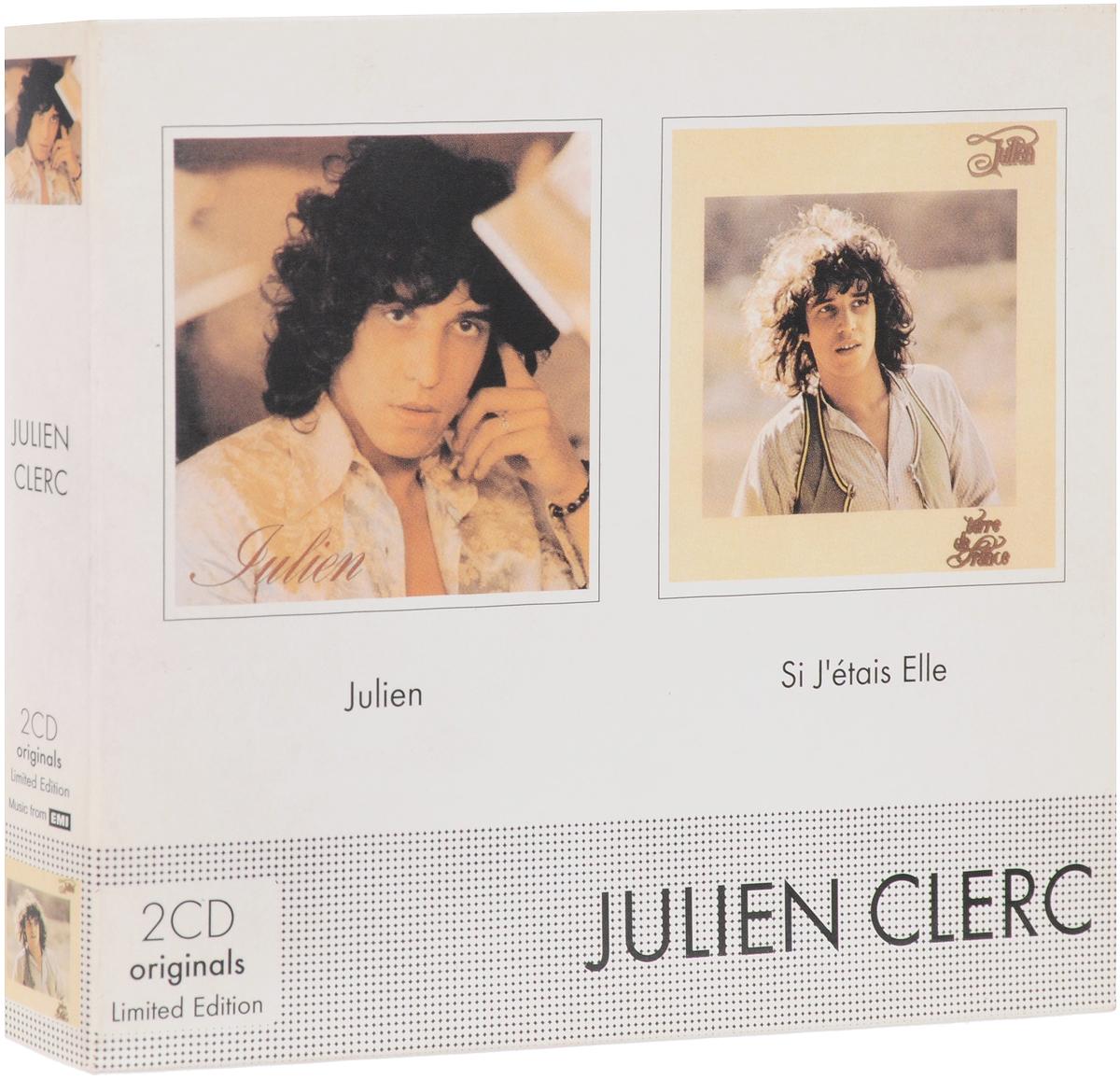 Жульен Клерк CLERC, JULIEN. TERRE DE FRANCE/CA FAIT PLEURER france