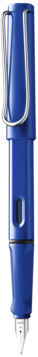 Lamy Ручка перьевая Safari синяя цвет корпуса синий толщина EF4000139Lamy Ручка перьевая Safari синяя цвет корпуса синий толщина EF