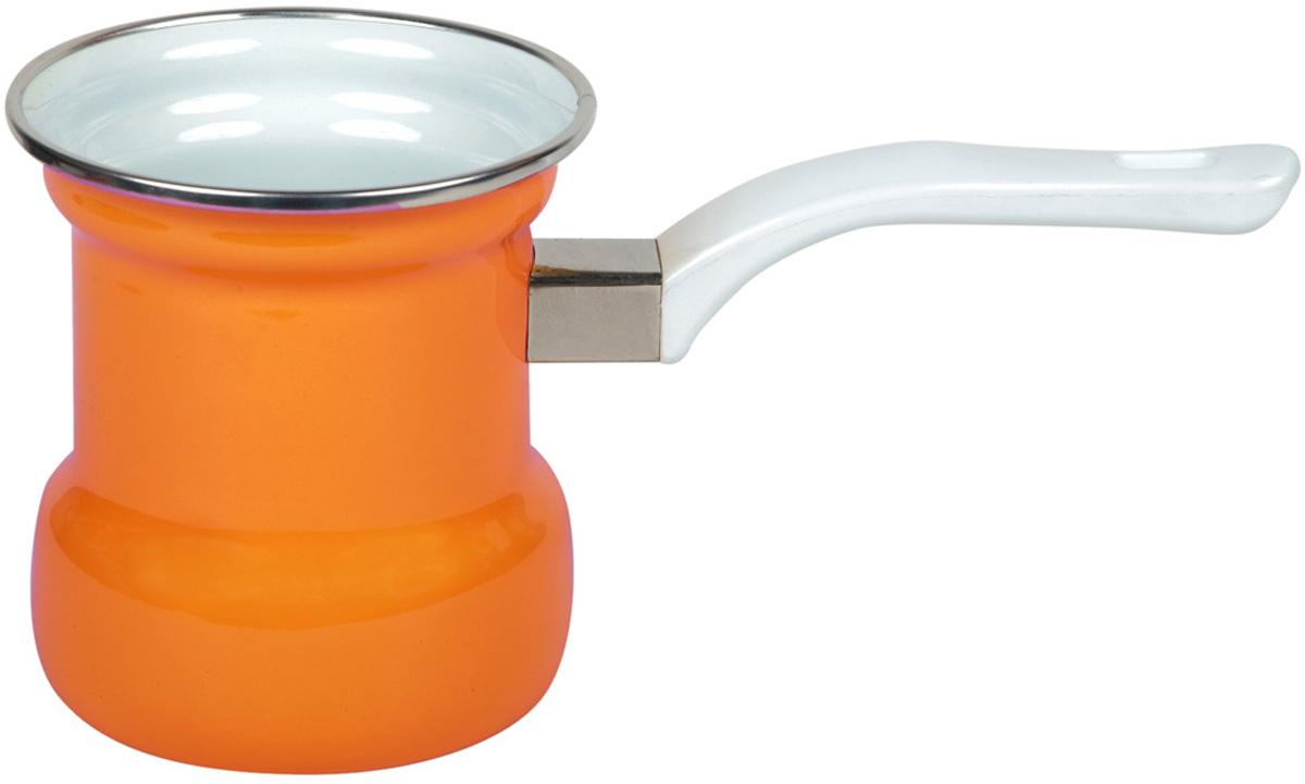Кофеварка эмалированная 0,4л 4103АП/3Д Orange4602807772904Кофеварка эмалированная 0,4л 4103АП/3Д Orange