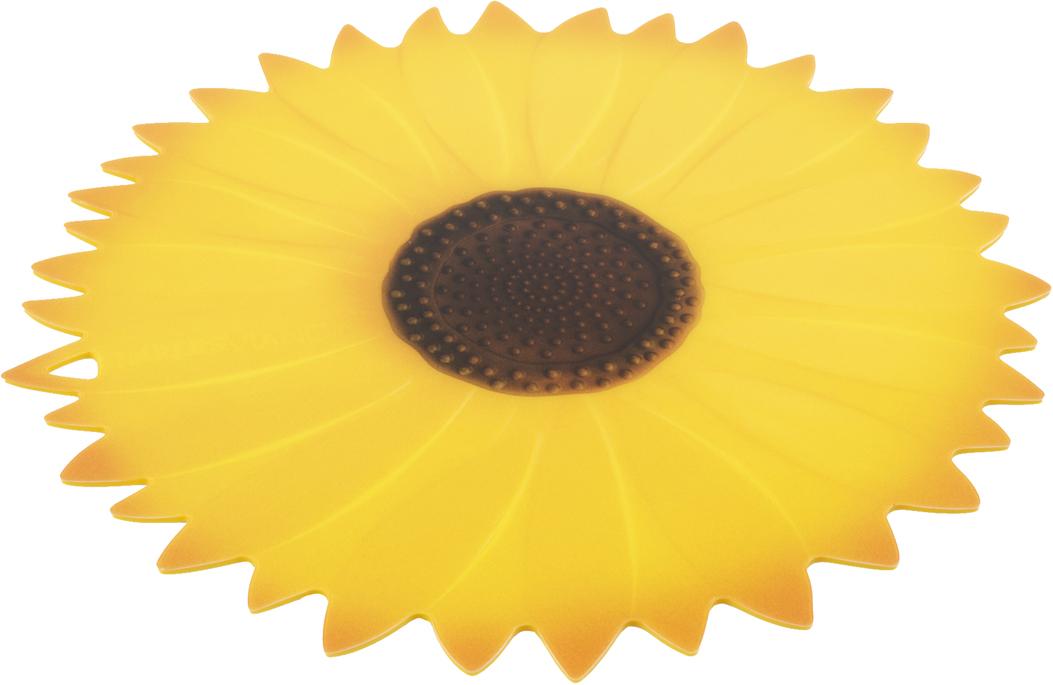 Разделочная доска Charles Viancin Sunflower, 33 см1106Разделочная доска предназначена для еждневного использования. Она легкая, не скользящая, хорошо моется, не впитывает запахи, не окрашивается от сока фруктов и овощей, не тупит ножи. Можно мыть в посудомоечной машине. Выдерживает температуру от -40 до +220 градусов.