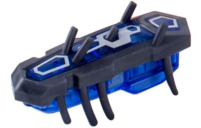 Hexbug Микро-робот Nano Nitro Single цвет: синий, серый мастурбатор nano toys nano