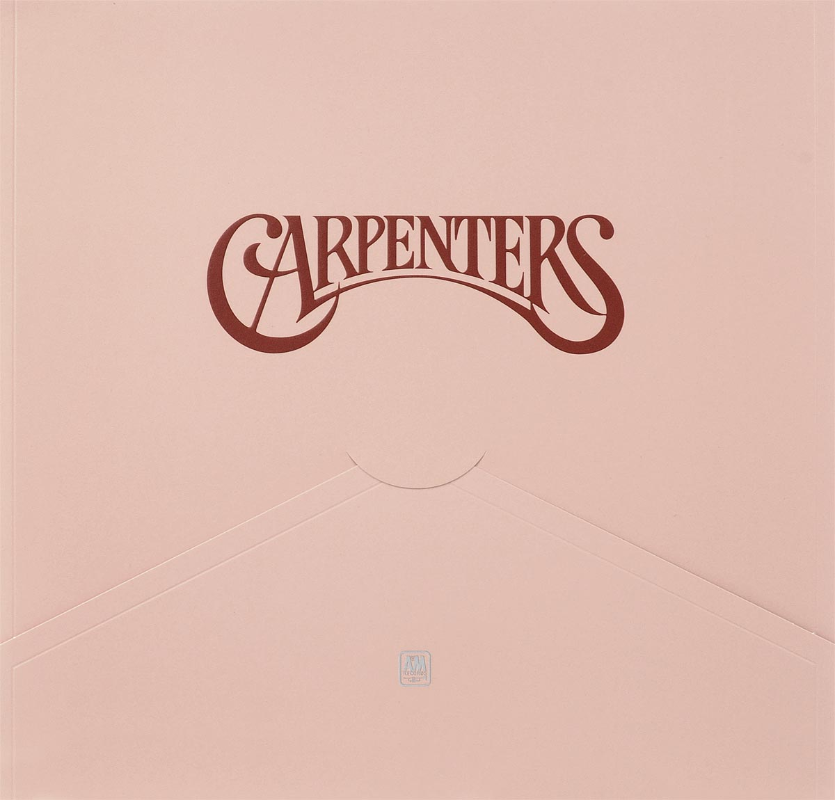 The Carpenters Carpenters. Carpenters (LP) the carpenters now and then