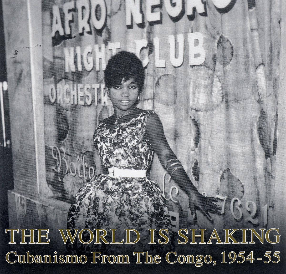 The World Is Shaking. Cubanismo From The Congo, 1954-55 (2 LP) джорджи фэйм georgie fame the whole world's shaking the groundbreaking albums 1963 1966 4 lp