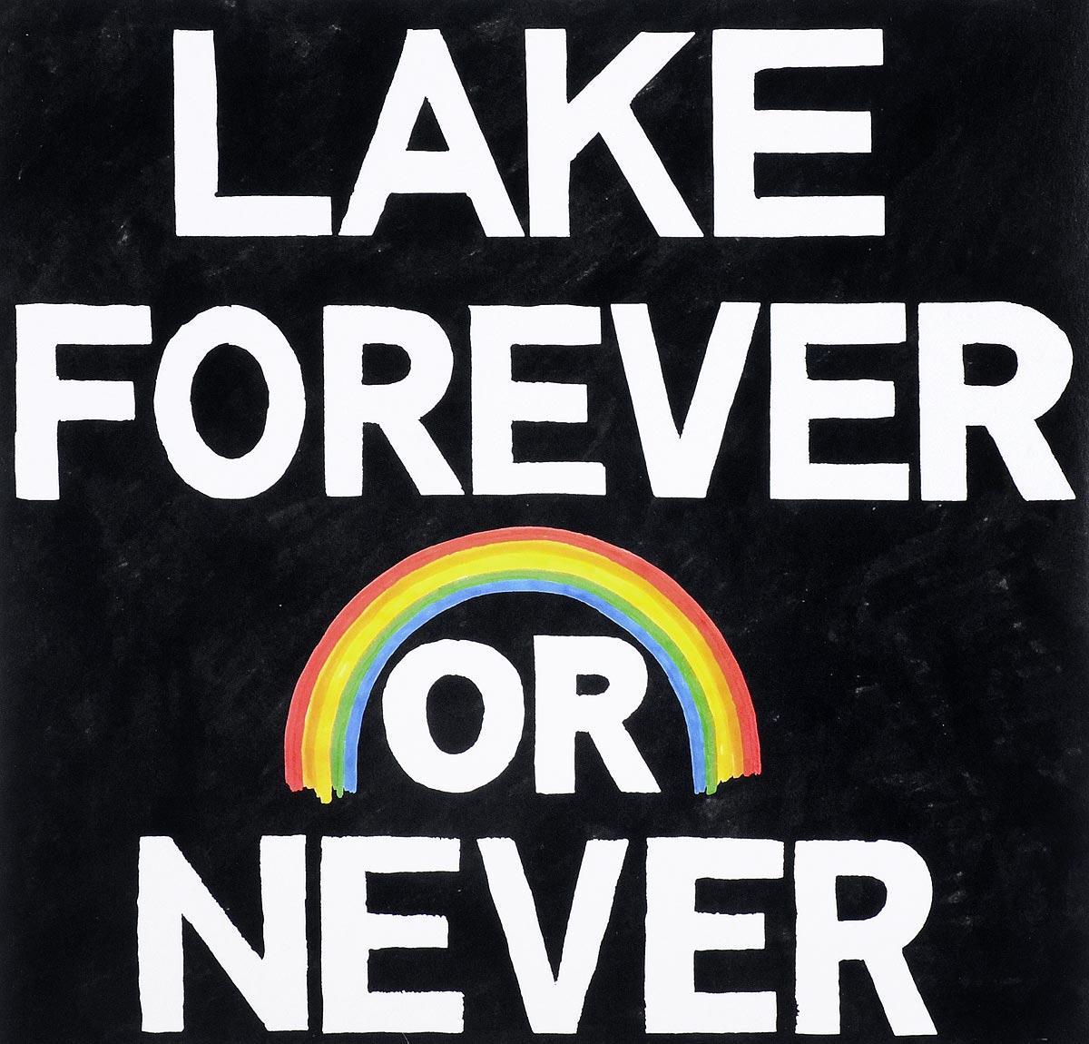 Lake. Forever Or Never (LP + CD) smal a6 hifi digital amplifier 50wx2 dac digital 110v 220v native dsd512 usb optical coaxial lp player cd analog input