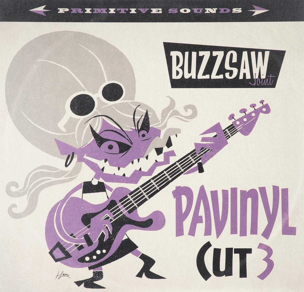 Buzzsaw Joint Cut 03 (LP) ботинки grinders stag киев