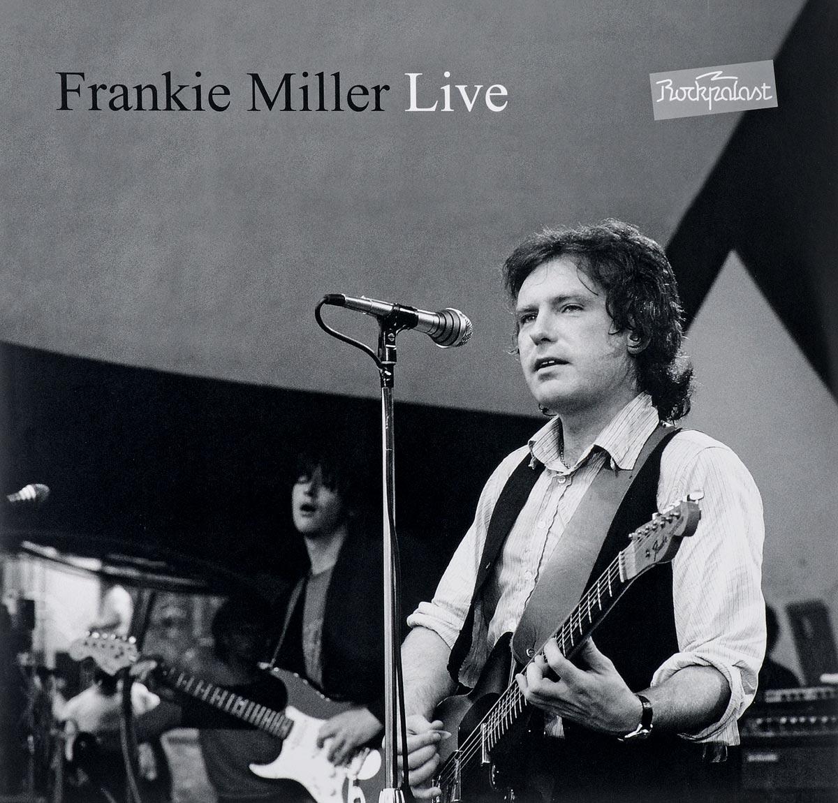 Фрэнки Миллер Frankie Miller. Live (2 LP) в пукемова olaf breuning tony matelli john miller олаф брюнинг тони мателли джон миллер