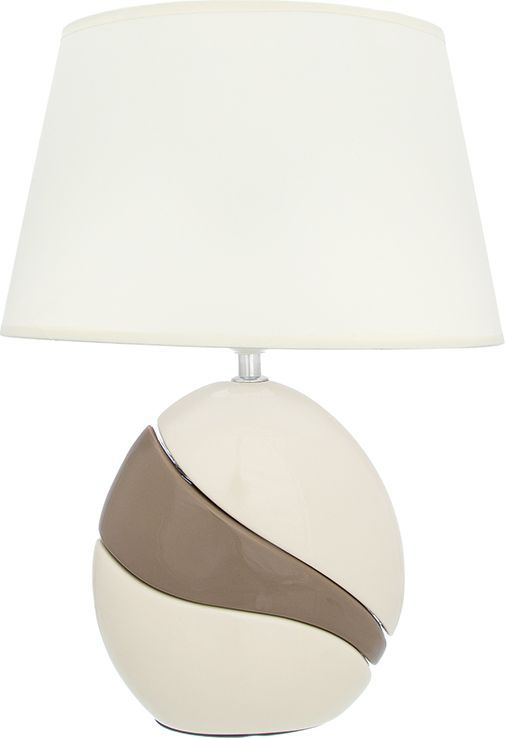 Настольная лампа Elan Gallery Нежность, цвет: кремовый, E27, 13 Вт. 320062320062Настольная лампа Нежность 31 х 20 х 44 см, с кремовым овальным абажуром, основание - керамикаНастольная лампа в современном стиле на изящной подставке. Станет прекрасным подарком и украсит любой интерьер! Предназначен для работы в сети с напряжением 220-230 В. Используются лампы накаливания (40 Вт) и энергосберегающие лампы (9-13 Вт)Размеры: Длина 31 смШирина 20 смВысота 44 см