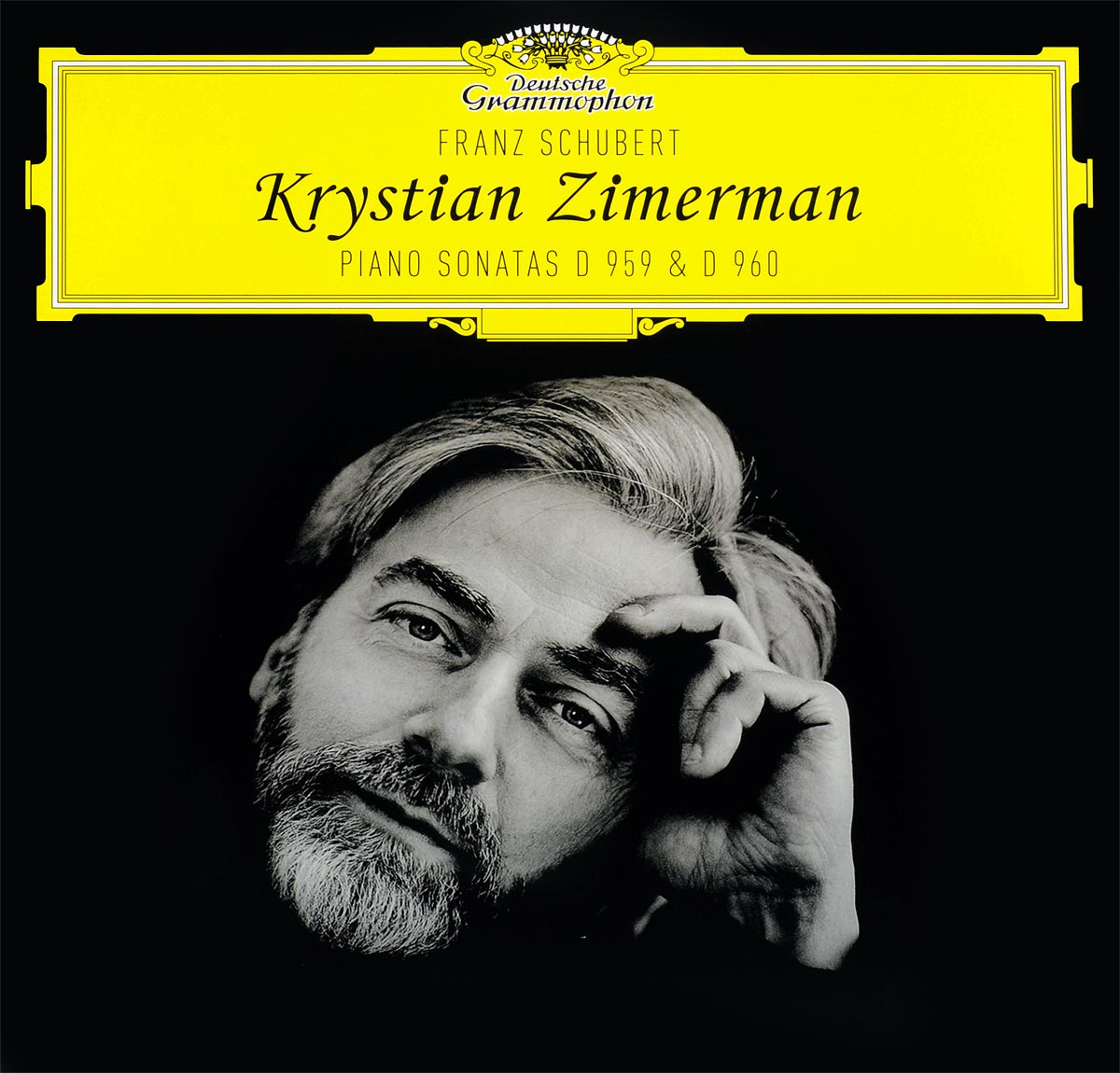 Krystian Zimerman, Schubert: Piano Sonatas D 959 & D 960 (2 LP)
