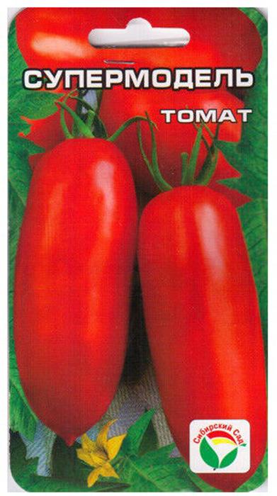 Семена Сибирский сад Томат. Супермодель7930041231961 Уважаемые клиенты! Обращаем ваше внимание на то, что упаковка может иметь несколько видов дизайна. Поставка осуществляется в зависимости от наличия на складе.