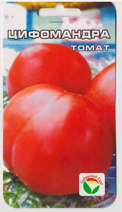 Семена Сибирский сад Томат. Цифомандра, 20 шт7930041232166Среднеспелый сорт сибирской селекции с крупными и очень вкусными плодамимассой до 800 г. Куст среднерослый, высотой до 1-1,2 м, предназначен длявыращивания в 1-2 стебля в открытом грунте и пленочных укрытиях. Плодымалиново-красного цвета, округло-сердцевидной формы, сладкие. Урожайностьсорта до 6 кг с растения. При высадке в грунт на 1 кв. м размещают 3 растения.Уважаемые клиенты! Обращаем ваше внимание на то, что упаковка может иметьнесколько видов дизайна. Поставка осуществляется в зависимости от наличия наскладе.