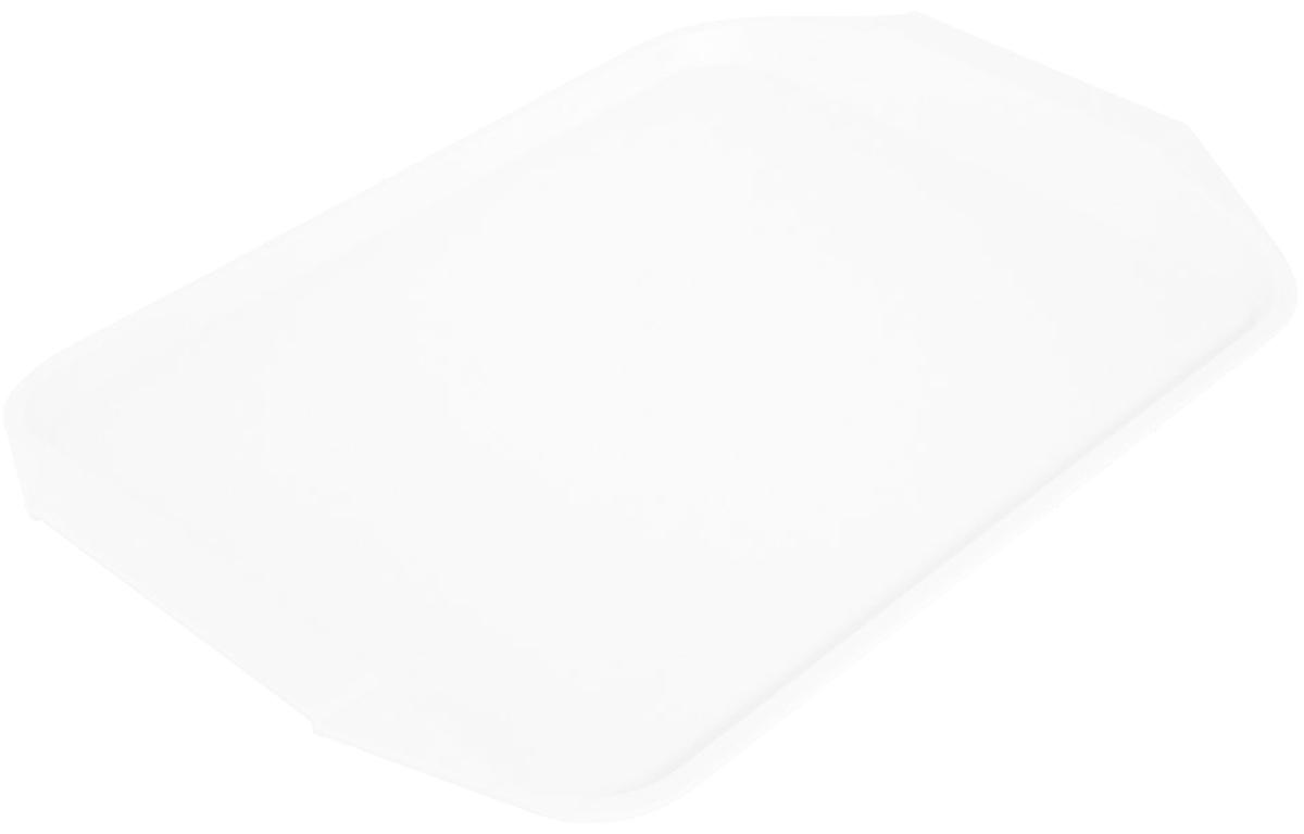 Поднос Мартика, 30 х 43 см, цвет: мрамор. С48МРАС48МРАИзделие выполнено с соблюдением необходимых требований к качеству и безопасности, включая санитарные, которые предъявляются к пластиковой продукции. Удобно в обращении. Имеет яркие цвета, привлекательный современный дизайн и высокий запас прочности.