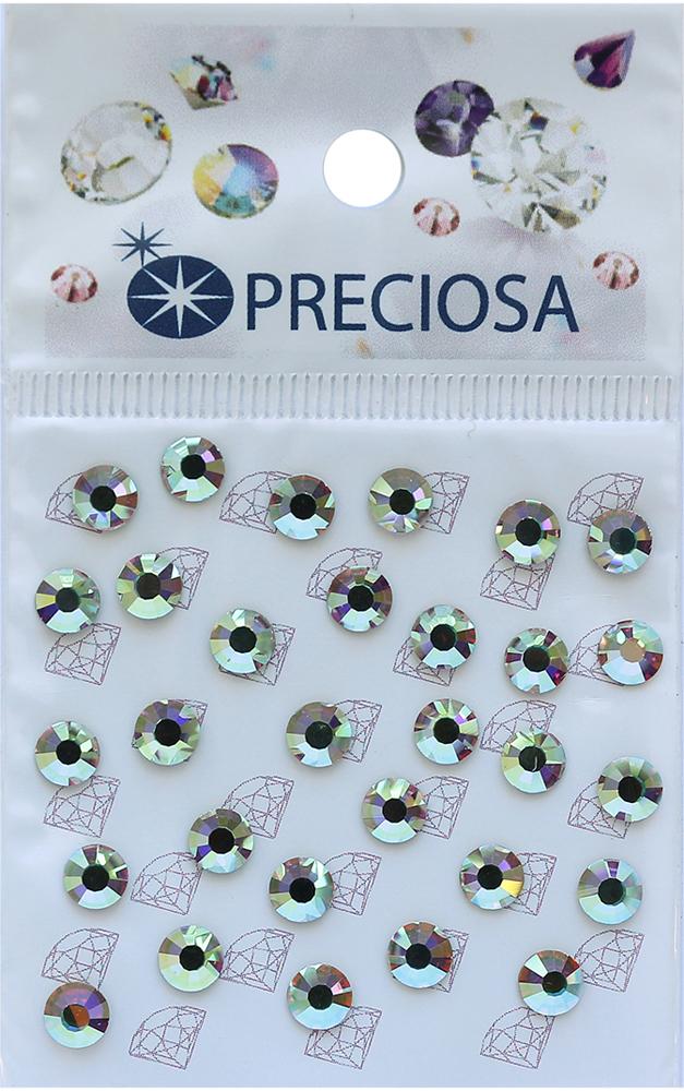 Стразы термоклеевые Preciosa Crystal AB SS20, 30 шт551765Стразы Preciosa на сегодняшний день – один из лучших мировых производителей изделий из хрусталя. Продукция этой компании широко известна и любима во всем мире. А благодаря своей особой технологии производства, отличной от технологии Swarovski, получаются шикарные и роскошные изделия, внешне аналогичные изделиям из настоящих драгоценных камней.