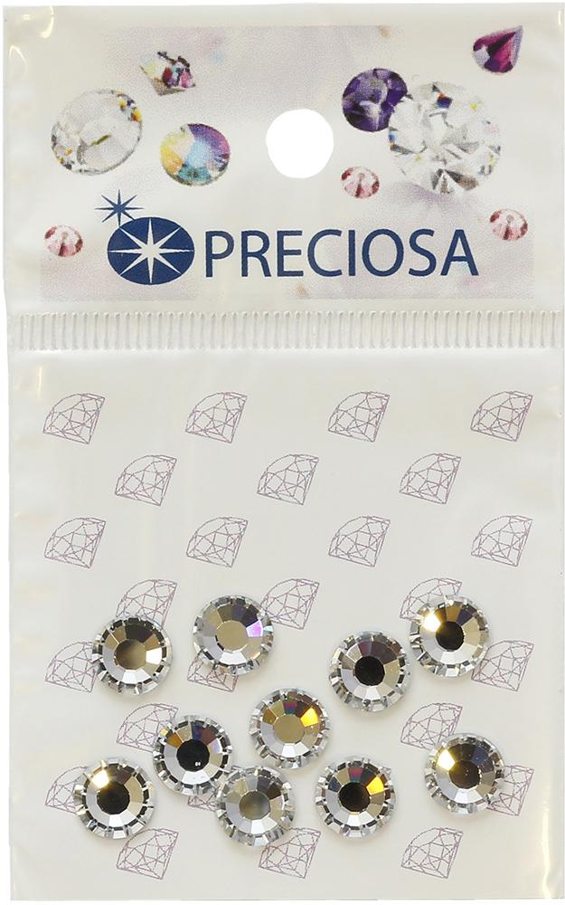 Стразы термоклеевые Preciosa Crystal SS34, 10 шт551777Стразы Preciosa на сегодняшний день – один из лучших мировых производителей изделий из хрусталя. Продукция этой компании широко известна и любима во всем мире. А благодаря своей особой технологии производства, отличной от технологии Swarovski, получаются шикарные и роскошные изделия, внешне аналогичные изделиям из настоящих драгоценных камней.