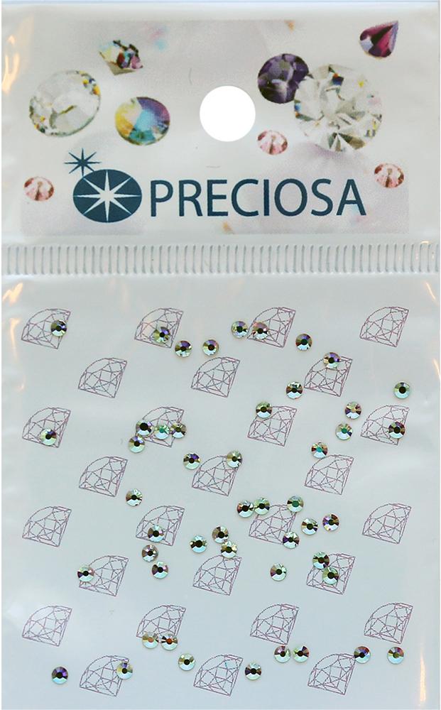 Zakazat.ru: Стразы без клея Preciosa Crystal AB SS5, 50 шт