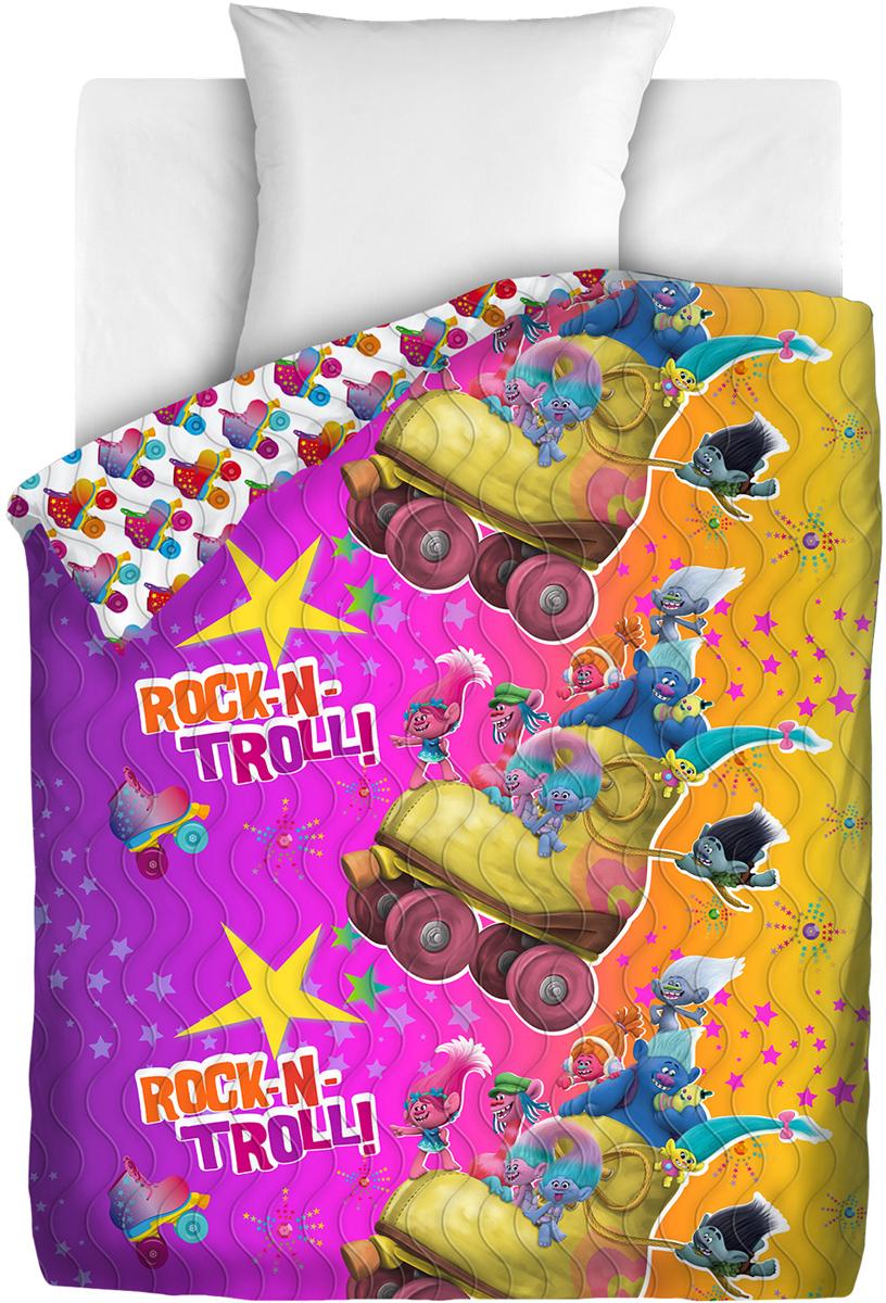 Детское стеганое покрывало-трансформер ТМ «Непоседа» изготовлено исключительно из высококачественной бязи российского производства с применением прочных и экологически чистых красителей. Его можно использовать и как покрывало, и как одеяло. Вы можете быть уверены, что малышу уютно и комфортно - он подтвердит это спокойным и безмятежным сном.