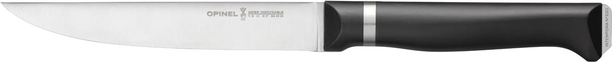 """Opinel """"Intempora"""" - разделочный нож с удобной рукояткой из полимера, которая не выскальзывает из рук во время работы. Также отлично подойдет для нарезания овощей и фруктов."""