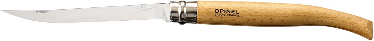 Нож складной Opinel Slim, длина лезвия 15 см. 519