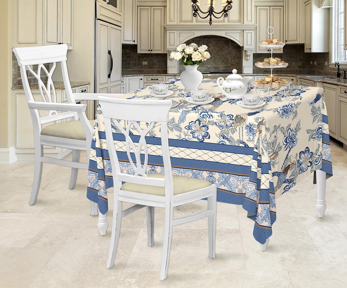 """Скатерть """"Романтика"""" органично впишется в интерьер любого помещения.   ТМ  """"Романтика""""  - коллекция домашнего текстиля для самого уютного  дома."""