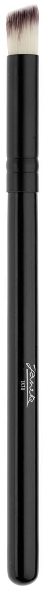 JANEKE Кисть для теней со скошенным наконечником. PE 99.02PE 99.02JANEKE Кисть для теней со скошенным наконечником. Назначение: для нанесения макияжа. Марка Janeke – мировой лидер по производству аксессуаров. Инновационные технологии и современные материалы делают продукцию марки поистине уникальной. Кисти отлично подходят для кремообразных жирных текстур — тональные основы, консилеры и корректоры, помады, кремовые румяна и пудры.