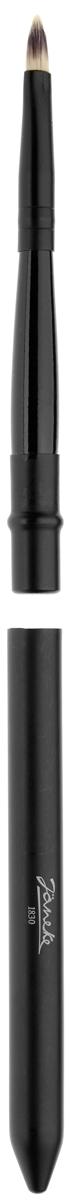 JANEKE Кисть для теней с крышкой. PE 98.02PE 98.02JANEKE Кисть для теней с крышкой. Назначение: для нанесения макияжа. Марка Janeke – мировой лидер по производству аксессуаров. Инновационные технологии и современные материалы делают продукцию марки поистине уникальной. Кисти отлично подходят для кремообразных жирных текстур — тональные основы, консилеры и корректоры, помады, кремовые румяна и пудры.