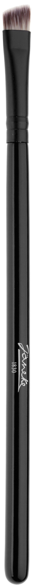 JANEKE Кисть для теней со скошенным наконечником. PE 96.02PE 96.02JANEKE Кисть для теней со скошенным наконечником. Назначение: для нанесения макияжа. Марка Janeke – мировой лидер по производству аксессуаров. Инновационные технологии и современные материалы делают продукцию марки поистине уникальной. Кисти отлично подходят для кремообразных жирных текстур — тональные основы, консилеры и корректоры, помады, кремовые румяна и пудры.