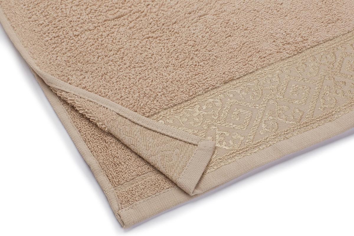 Полотенце махровое Португалия Majol, цвет: песочный, 33 x 70 см439250Махровые полотенца Португалия производятся из 100% хлопка - экологически чистого природного материала. Мягкое, легкое на ощупь, оно не намокает, а впитывает влагу, очень быстро сохнет.