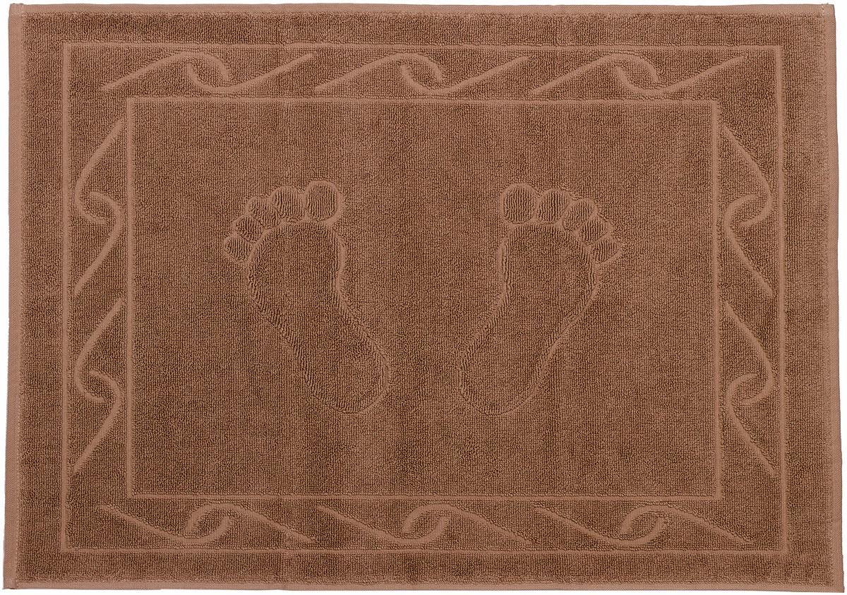 Полотенце махровое для ног Hobby Home Collection Hayal, цвет: коричневый, 50 х 70 см1501000472Полотенца марки Hobby Home Collection уникальны и разрабатываются эксклюзивно для данной марки. При создании коллекции используются самые высокотехнологичные ткацкие приемы. Дизайнеры марки украшают вещи изысканным декором. Коллекция линии соответствует актуальным тенденциям, диктуемым мировыми подиумами и модой в области домашнего текстиля.