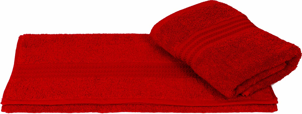 Полотенце махровое Hobby Home Collection Rainbow, цвет: красный, 50 х 90 см1501000527Полотенца марки Hobby Home Collection уникальны и разрабатываются эксклюзивно для данной марки. При создании коллекции используются самые высокотехнологичные ткацкие приемы. Дизайнеры марки украшают вещи изысканным декором. Коллекция линии соответствует актуальным тенденциям, диктуемым мировыми подиумами и модой в области домашнего текстиля.