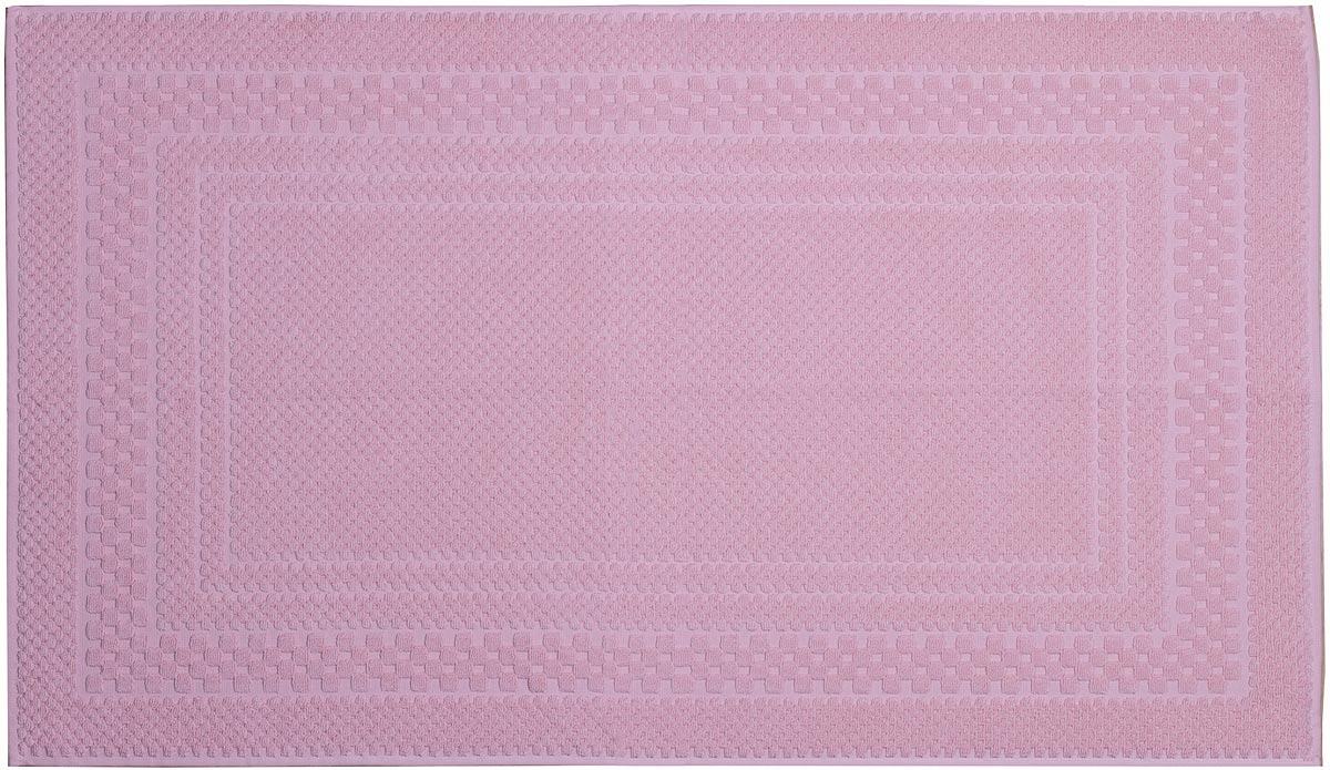 Коврик для ванной Hobby Home Collection Chequers, цвет: розовый, 40 х 60 см1501001015Полотенца марки Hobby Home Collection уникальны и разрабатываются эксклюзивно для данной марки. При создании коллекции используются самые высокотехнологичные ткацкие приемы. Дизайнеры марки украшают вещи изысканным декором. Коллекция линии соответствует актуальным тенденциям, диктуемым мировыми подиумами и модой в области домашнего текстиля.