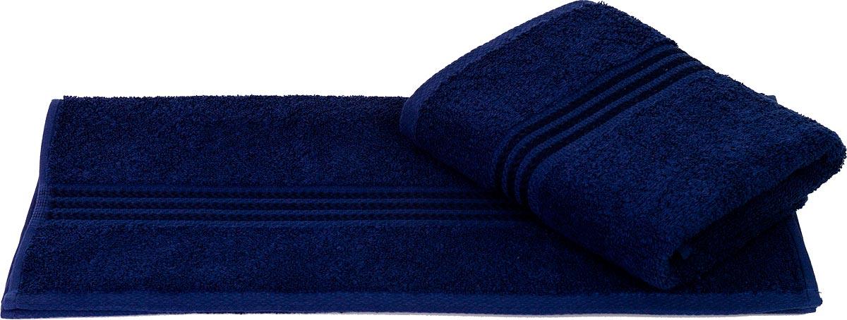 Полотенце махровое Hobby Home Collection Rainbow, цвет: темно-синий, 50 х 90 см1501001267Полотенца марки Hobby Home Collection уникальны и разрабатываются эксклюзивно для данной марки. При создании коллекции используются самые высокотехнологичные ткацкие приемы. Дизайнеры марки украшают вещи изысканным декором. Коллекция линии соответствует актуальным тенденциям, диктуемым мировыми подиумами и модой в области домашнего текстиля.