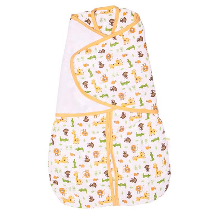 GlorYes! Спальный мешок 2 в 1 Сафари 3-9 месяцев слингобусы gloryes лилия