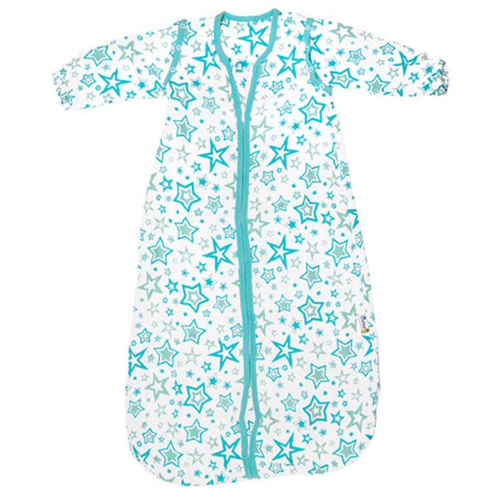 GlorYes! Спальный мешок Голубые звезды 9 месяцев-2,5 года слингобусы gloryes василек