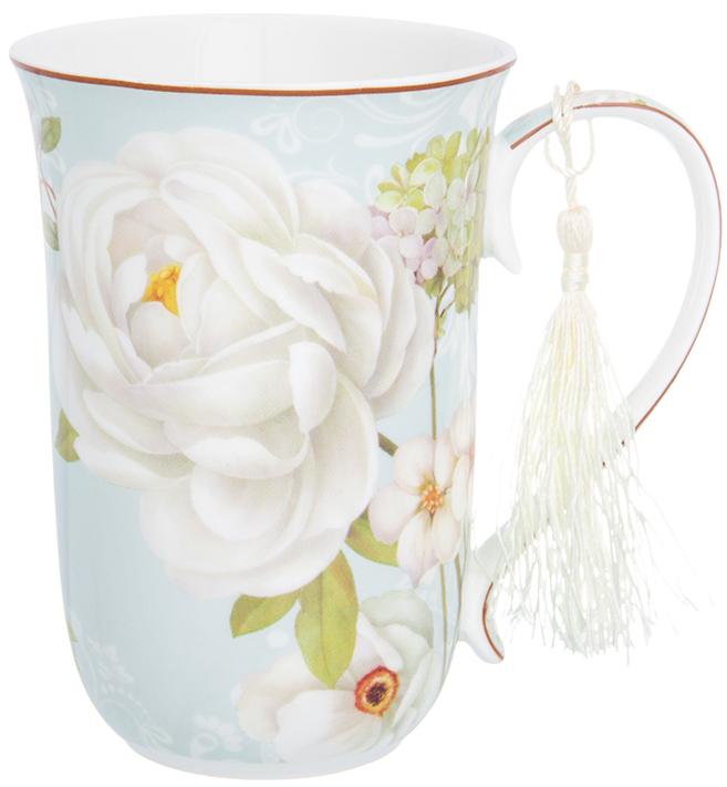 Кружка Elan Gallery Дикая роза, 450 мл чайники заварочные elan gallery чайник дикая роза
