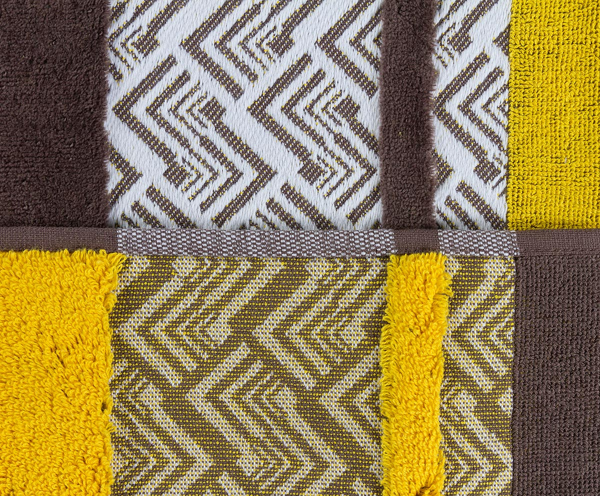 Полотенце махровое Hobby Home Collection Nazende, цвет: желтый, 70 х 140 см1501001733Полотенца марки Hobby Home Collection уникальны и разрабатываются эксклюзивно для данной марки. При создании коллекции используются самые высокотехнологичные ткацкие приемы. Дизайнеры марки украшают вещи изысканным декором. Коллекция линии соответствует актуальным тенденциям, диктуемым мировыми подиумами и модой в области домашнего текстиля.