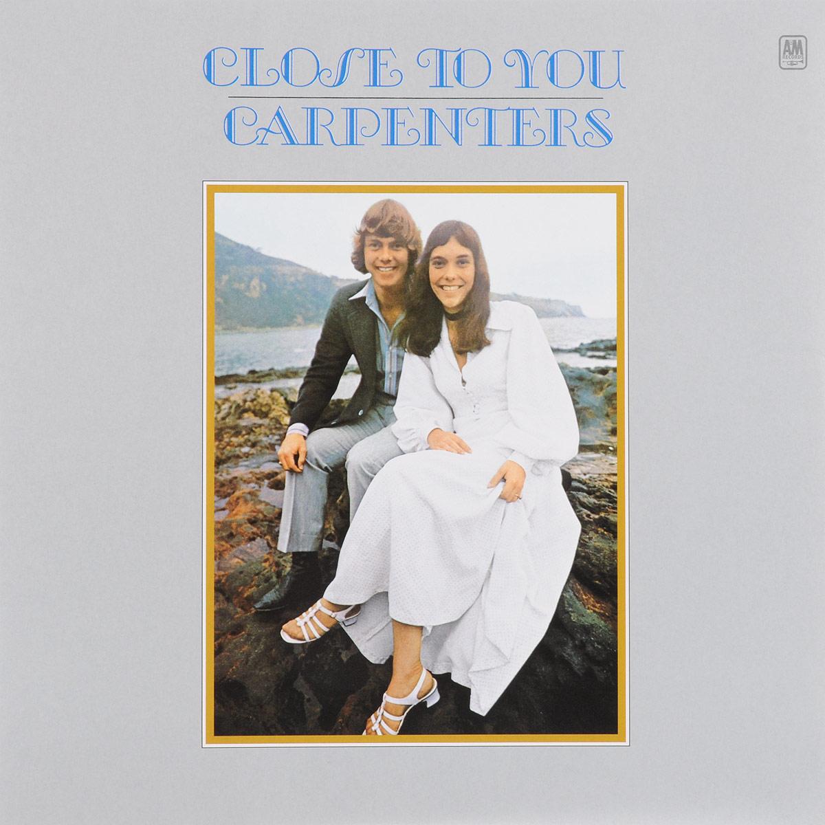 The Carpenters Carpenters. Close To You (LP) the carpenters carpenters a song for you lp